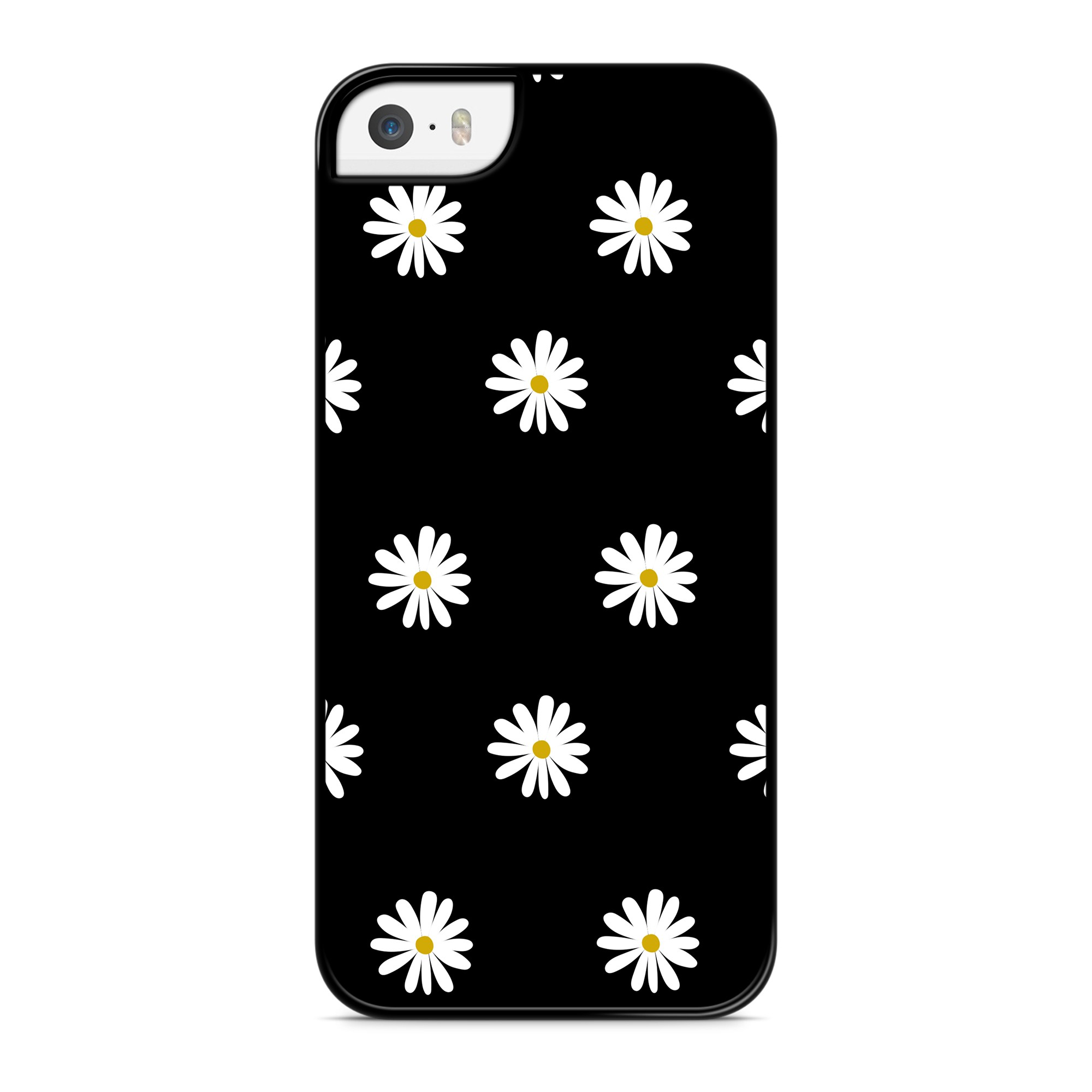 Coque Little Marguerite Noir