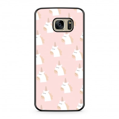 Coque iPhone 5/5s/SE Licorne Cute Rose