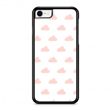 Coque iPhone 5/5s/SE Little Nuage Rose