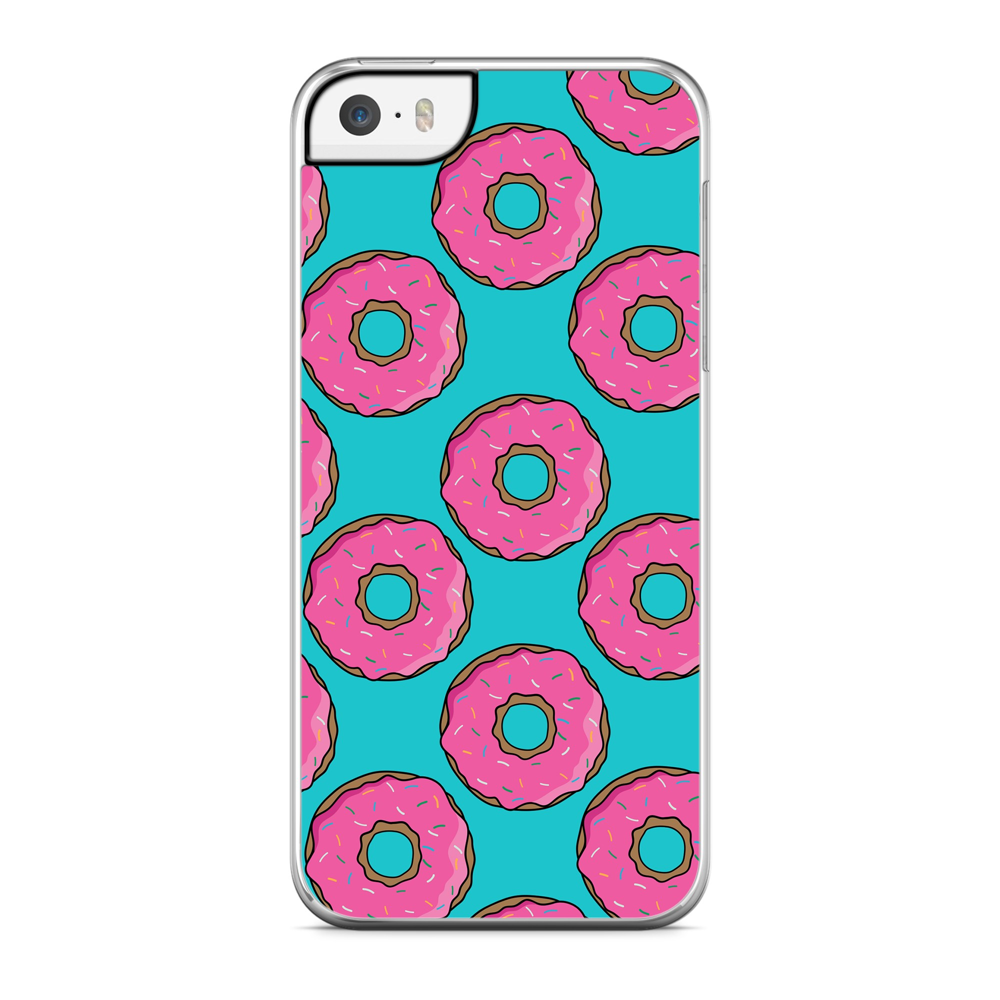 Coque Big Donuts Rose