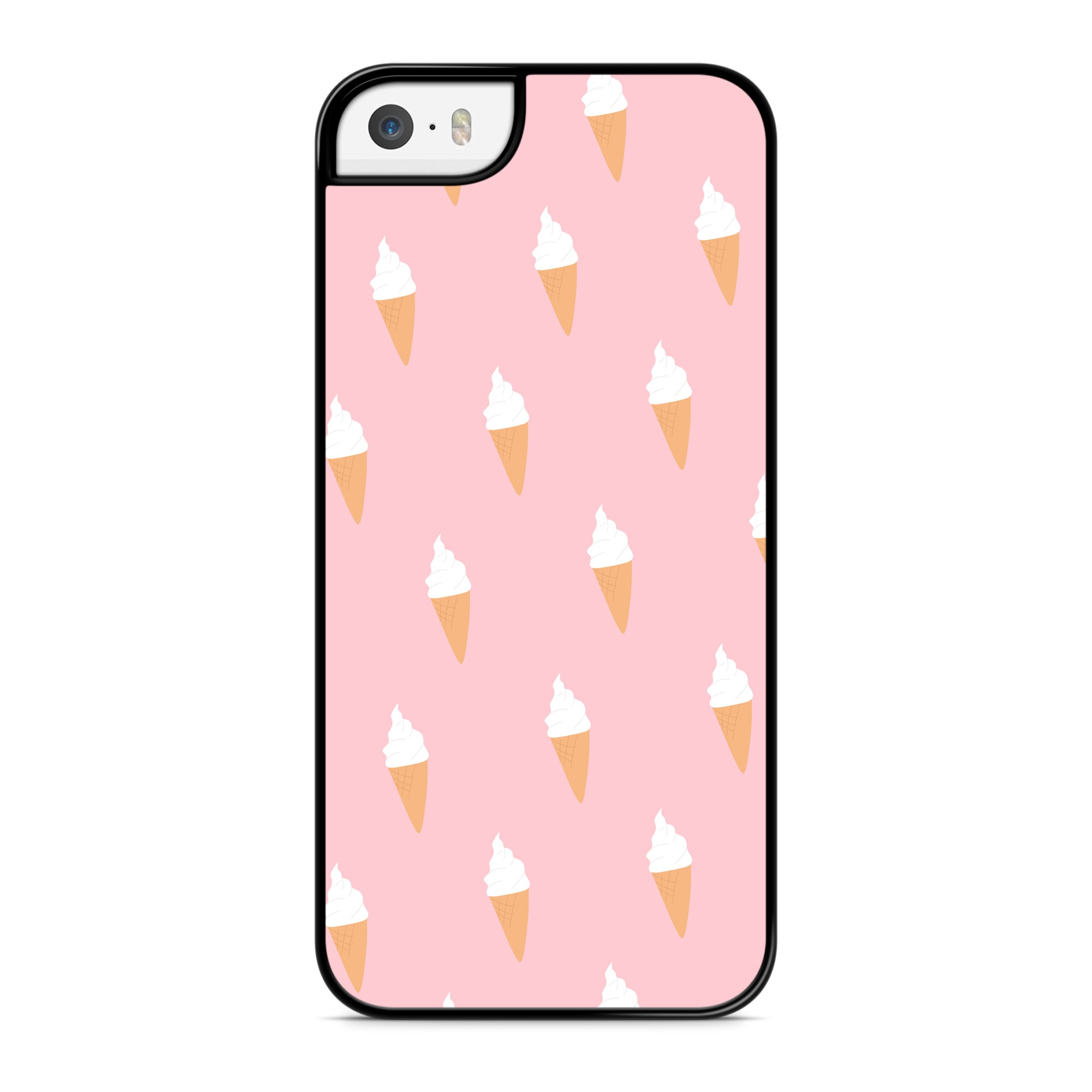 Coque Little Ice Cream Rose