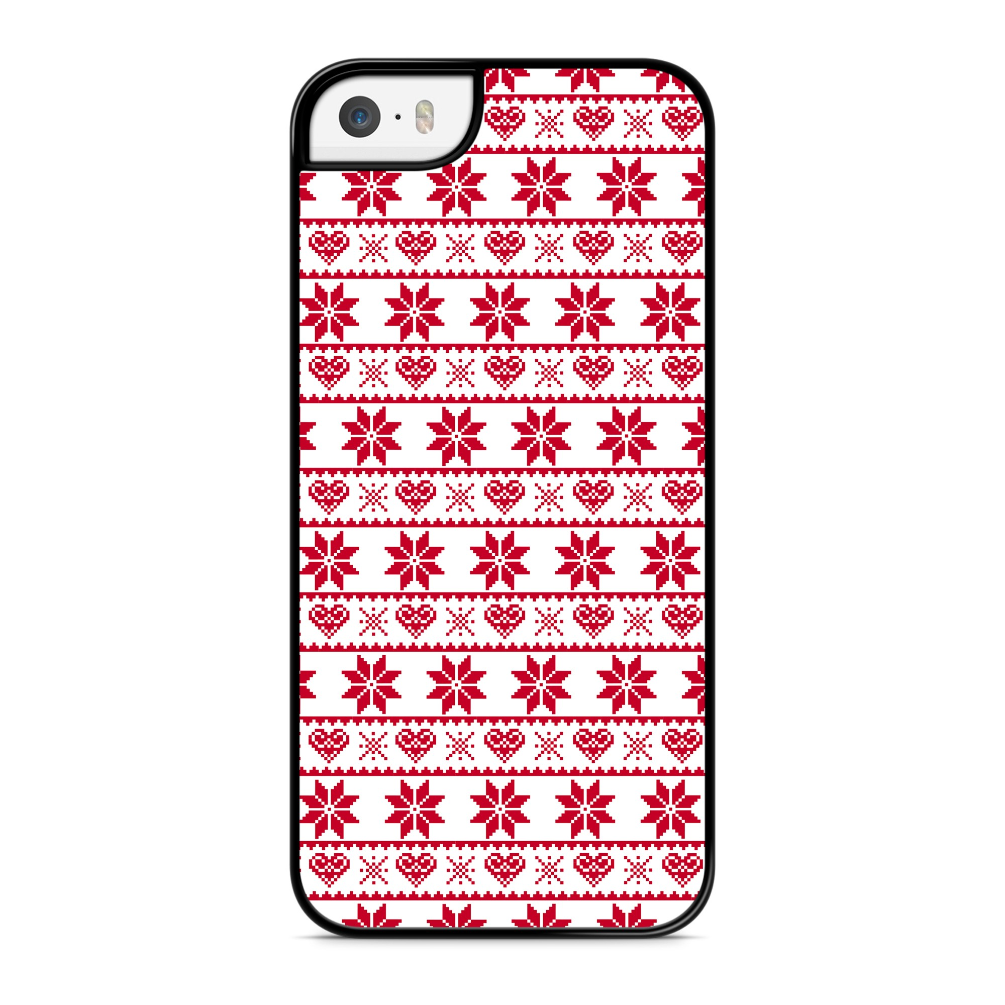 Coque Winter Jumper Rouge