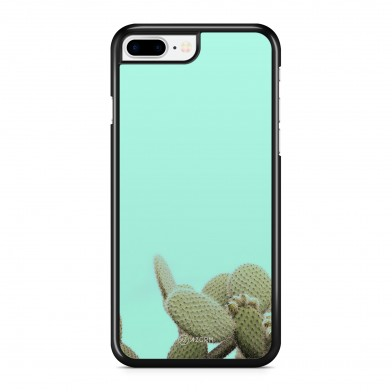 Coque iPhone 5/5S/SE Pop Cactus Vert
