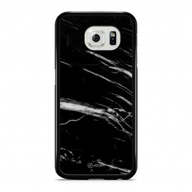 Coque iPhone 5/5S/SE Marbre Classic Noir