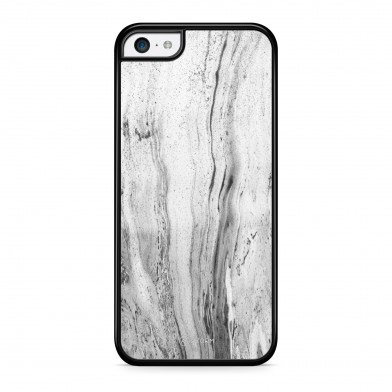 Coque iPhone 5/5S/SE Marbre Classic Blanc