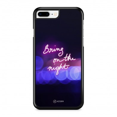 Coque iPhone 5/5S/SE Citation Bring on the Night