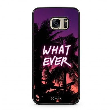 Coque iPhone 5/5S/SE Citation WHATEVER