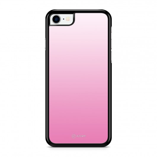 Coque iPhone 7 Dégradé Candy Rose