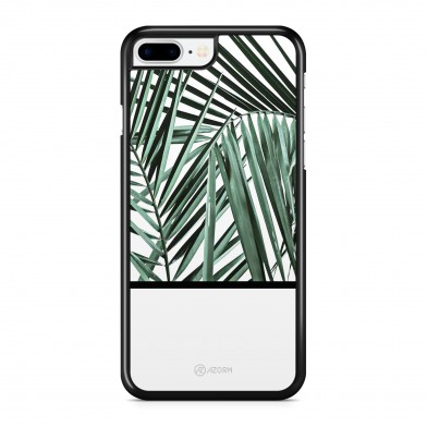 Coque iPhone 7 Tropical Classic Vert