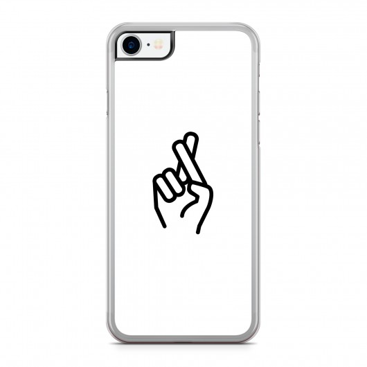 Coque iPhone 7 Fingers Crossed