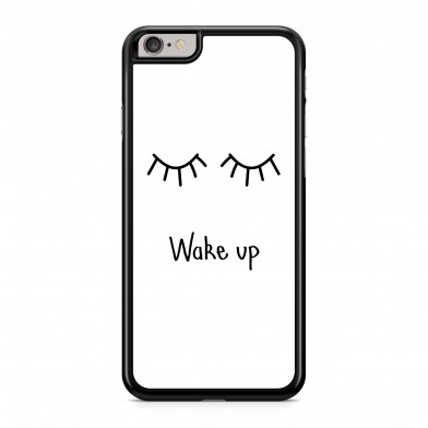 Coque iPhone 7 Wake Up Eyes