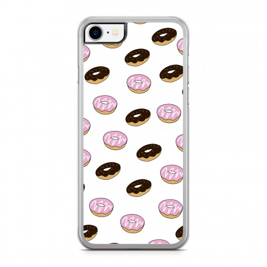 Coque iPhone 7 Donuts Rose