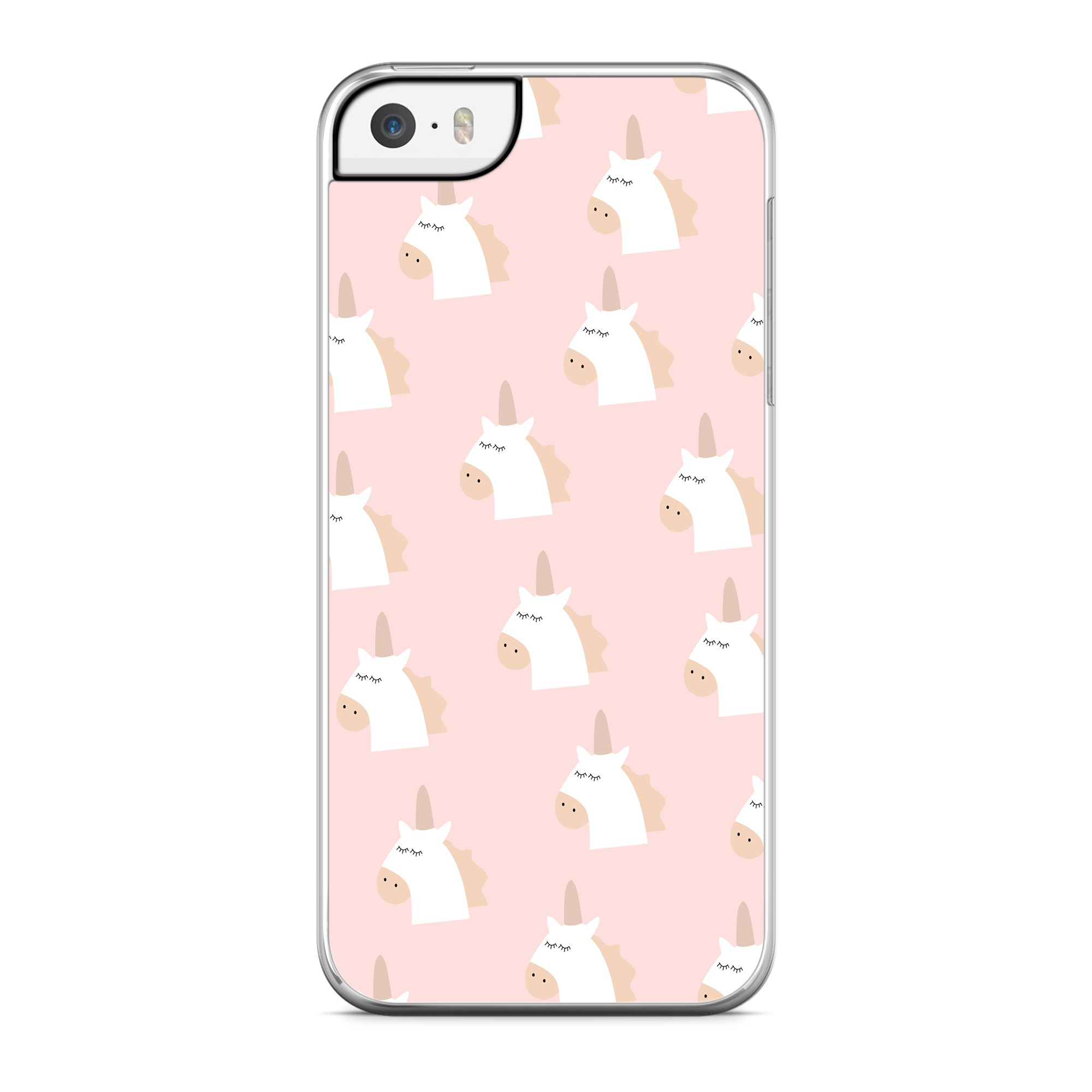 Coque Licorne Cute Rose