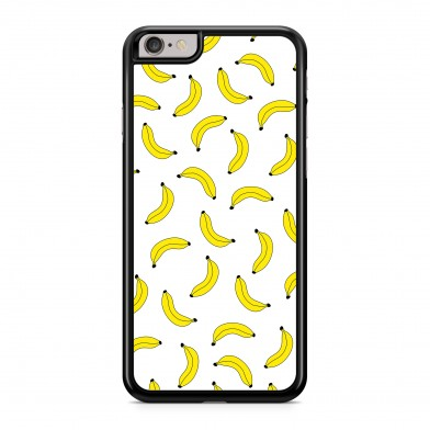 Coque iPhone 5/5s/SE Little Banane Jaune